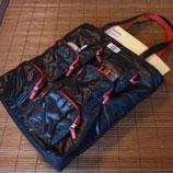 ちえ姫 ポケットいっぱい多機能トートバッグ